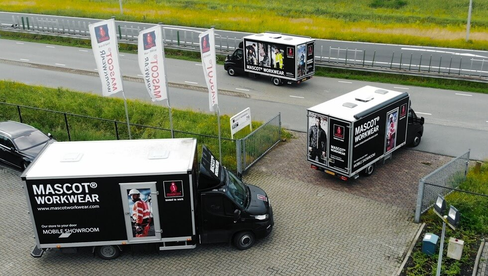 Biler - MASCOT® Mobile Showroom