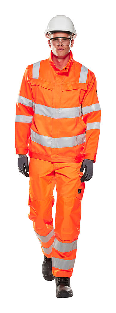 MASCOT® SAFE LIGHT Arbejdstøj - Fluorescerende orange - Model