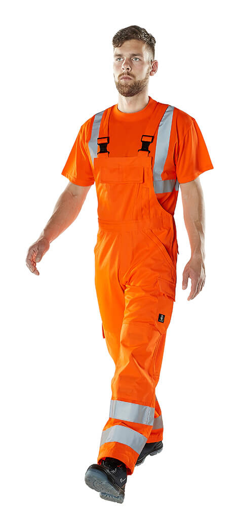 Hi-vis overall & T-shirt - MASCOT® SAFE LIGHT - Model