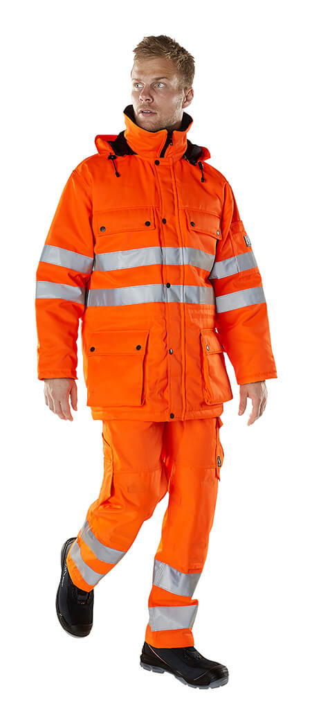 Model - Vintertøj - Fluorescerende orange - MASCOT® SAFE ARCTIC